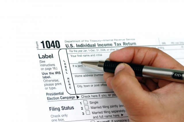 How to write off on tax return
