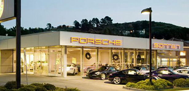 los angeles porsche dealer in pasadena ca new and used auto design tech. Black Bedroom Furniture Sets. Home Design Ideas