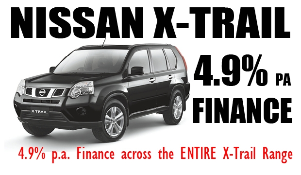 4 Things You Need To Know About Nissan Car Finance Car