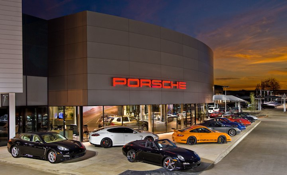 How To Search For Texas Porsche Dealers Car Finder