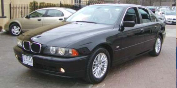 2001 BMW 530i Automatic pictures