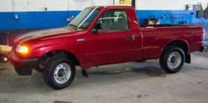 2000 Mazda B2500 Pickup pictures