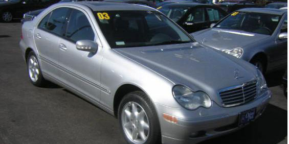 2003 mercedes benz c240 used car pricing financing and for Mercedes benz c240 price