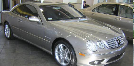 2003 mercedes benz cl55 used car pricing financing and for Mercedes benz cl55 amg price