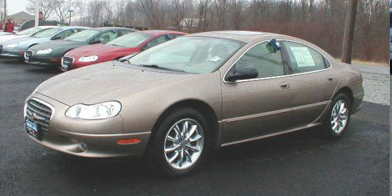 Chrysler Concorde Picture Used Car Pricing Financing
