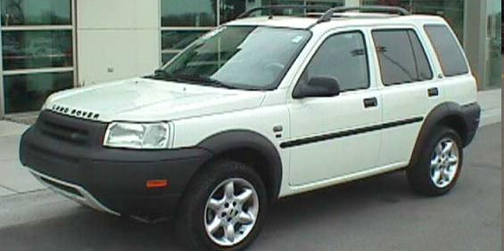 2003 land rover freelander awd se review. Black Bedroom Furniture Sets. Home Design Ideas
