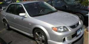 2003 Mazda Protege MAZDASPEED pictures
