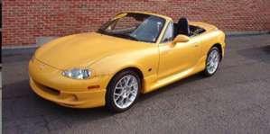 2002 Mazda Miata MX5 pictures