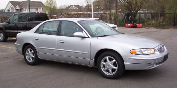 2002 Buick Regal Used Car Pricing Financing And Trade In Value