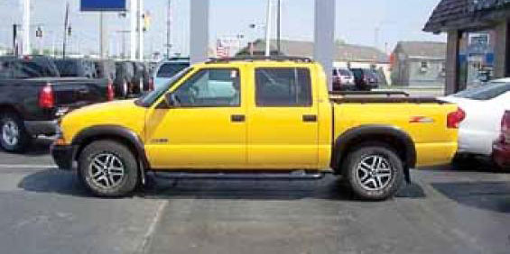 Pricing, Financ... 2001 S10 Pickup Value