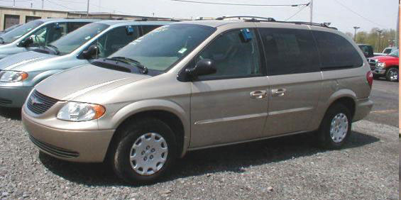 2003 chrysler town country used car pricing financing and trade in. Cars Review. Best American Auto & Cars Review