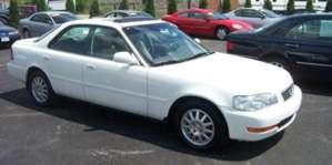 1998 Acura 2.5TL Sedan pictures