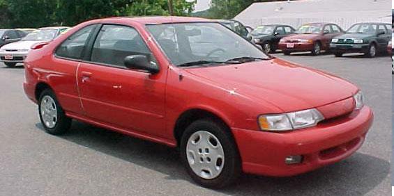 1998 Nissan 200SX SE picture