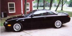 1996 Nissan 240SX pictures