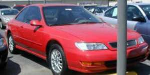 1999 Acura 3.0CL Coupe pictures