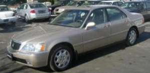 2000 Acura 3.5 RL Sedan pictures
