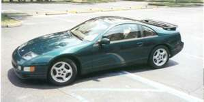 1996 Nissan 300ZX Twin Turbo pictures