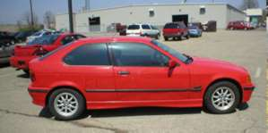 1996 BMW 318ti Automatic pictures