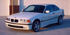 1996 BMW 328iS Automatic pictures