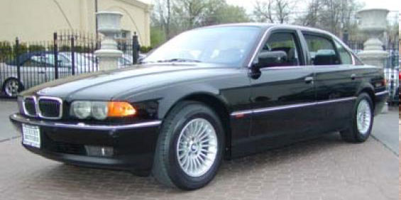 bmw 750 picture used car pricing financing and trade in value. Black Bedroom Furniture Sets. Home Design Ideas