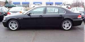 2003 BMW 760Li Sedan pictures
