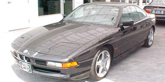 1997 BMW 840Ci Automatic pictures