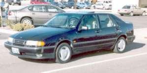 1997 Saab 9000 CSE Turbo pictures