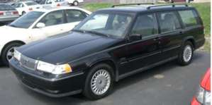 1996 Volvo 960 Wagon pictures