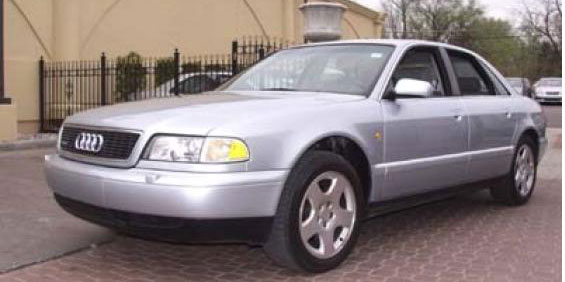 1998 Audi A8 Used Car Pricing Financing And Trade In Value