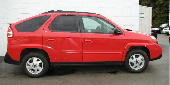2003 pontiac aztek used car pricing financing and trade in value. Black Bedroom Furniture Sets. Home Design Ideas