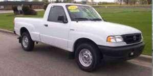 2002 Mazda B2300 Pickup pictures