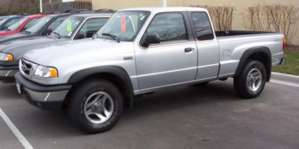 2001 Mazda B4000 Pickup Cab Plus 4x4 pictures