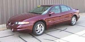 2000 Pontiac Bonneville SLE pictures
