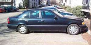 1996 Mercedes-Benz C220 pictures