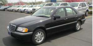 1998 Mercedes-Benz C230 Sedan pictures