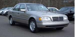 1996 Mercedes-Benz C280 Sedan pictures