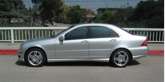Mercedes benz c32 picture used car pricing financing for Mercedes benz trade in value