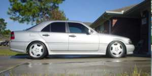 1996 Mercedes-Benz C36 AMG Sedan pictures