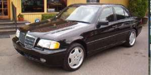 1998 Mercedes-Benz C43 Sedan pictures