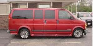 1997 Chevrolet Express Van G1500 Sport Van pictures