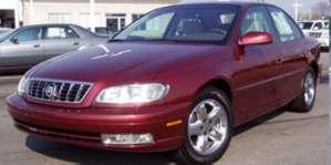 2001 Cadillac Catera Sedan pictures