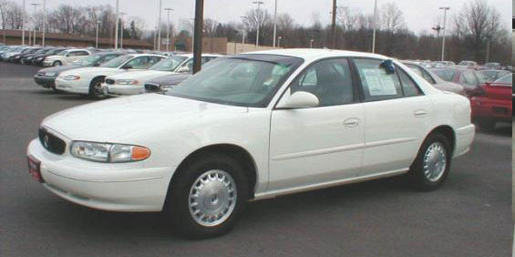 buick century picture - used car pricing, financing and trade in value