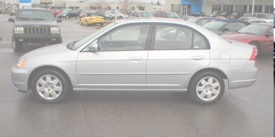 2002 Honda Civic Ex Pictures