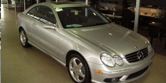 2003 mercedes benz clk500 used car pricing financing and for Mercedes benz trade in value