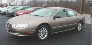 2002 Chrysler Concorde Limited Sedan pictures