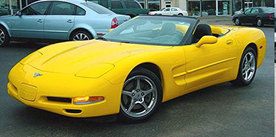 2001 Chevrolet Corvette Used Car Pricing Financing And Trade In Value