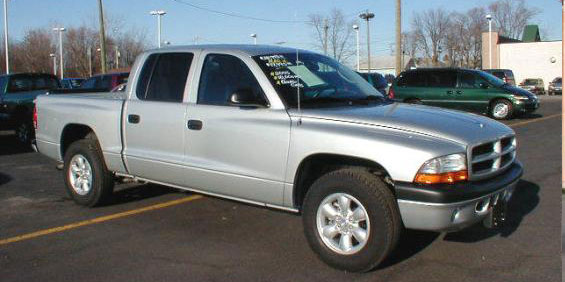 on 1997 Dodge Dakota Sport Extended Cab