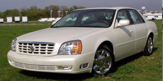 2003 Cadillac Deville Used Car Pricing Financing And