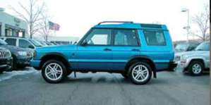 2003 Land Rover Discovery pictures