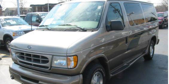 Ford E150 Picture - Used Car Pricing, Financing and Trade In
